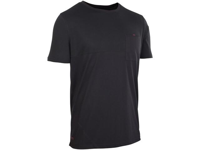 ION Seek AMP Camiseta Manga Corta Hombre, black
